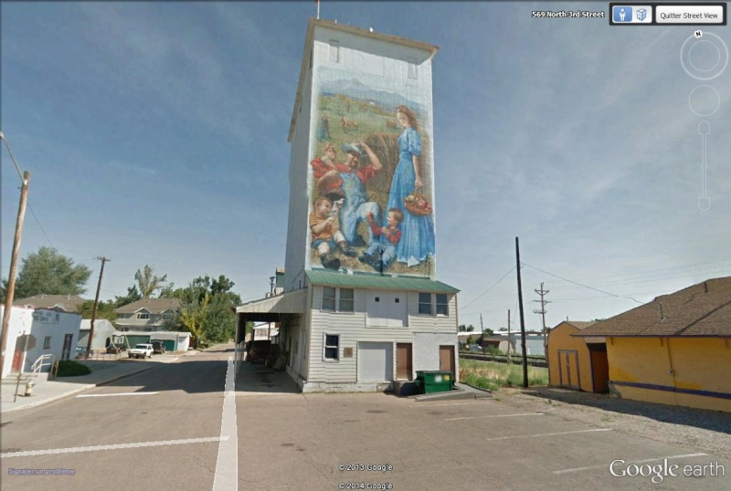STREET VIEW : les fresques murales - MONDE (hors France) - Page 15 Bertho10
