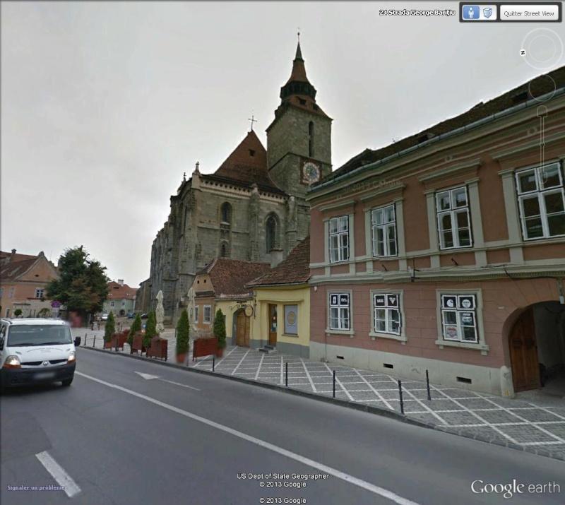 [Roumanie] - L'église Noire de Brașov Brasov10