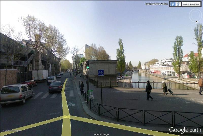 Visite de Paris en mode MONOPOLY Canal11