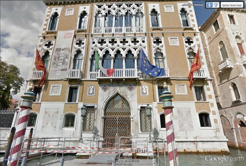 VENISE : quelques palais qui valent le détour Cavall11