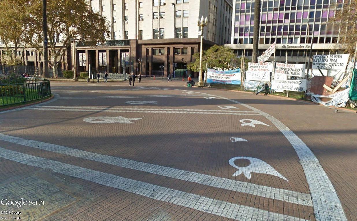 """STREET VIEW: les manifestations dans le Monde vues de la caméra des """"Google Cars"""" - Page 3 Chaleb10"""