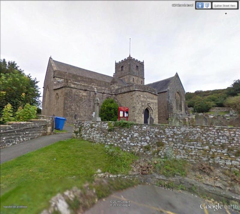 Lieux de tournage de la série Broadchurch Chapel11