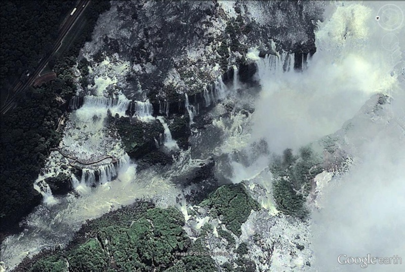 Chutes d'Iguaçu - Argentine / Brésil Chutes10