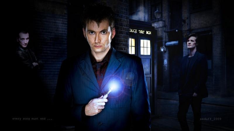Le Doctor Who et son TARDIS se sont posés à Londres Doctor10