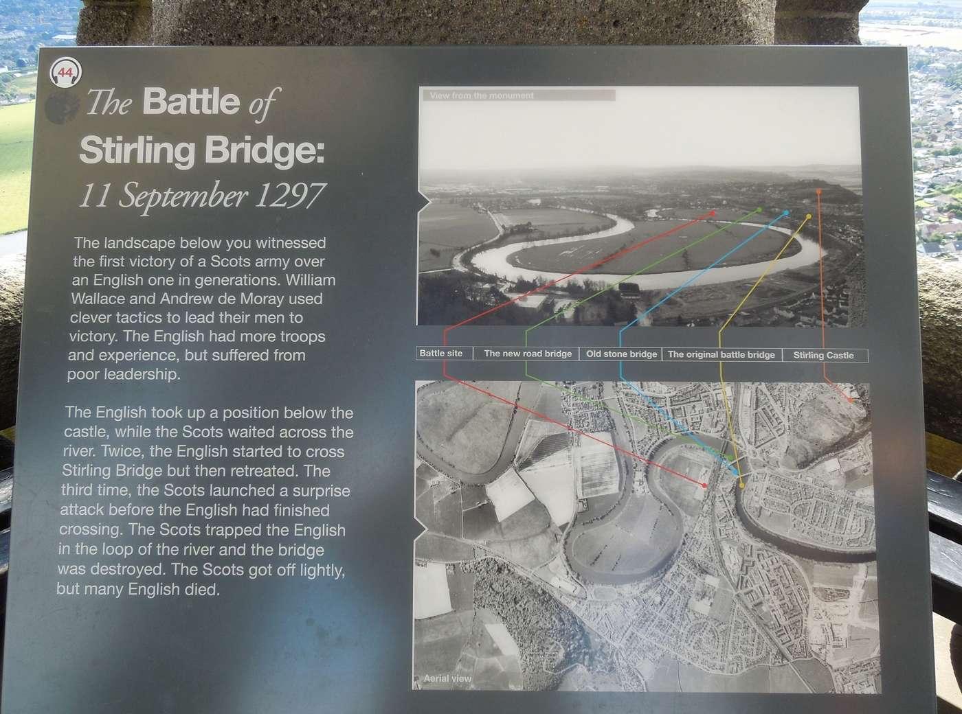 National Wallace Monument, Causewayhead - Ecosse Dscn2916