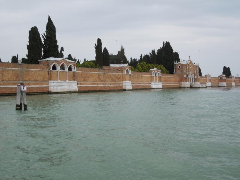 San Michele, cimetière de Venise  Dscn3010