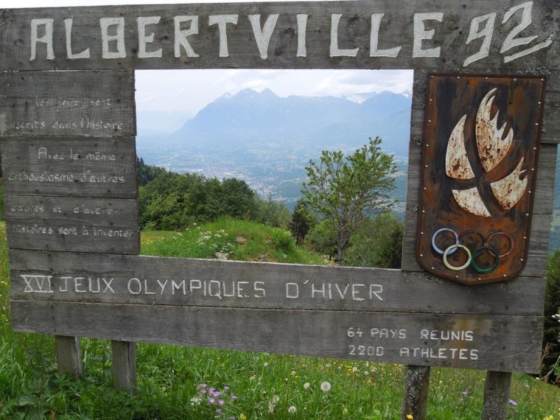 Les Jeux Olympiques d'Albertville, 20 ans après Dscn3410