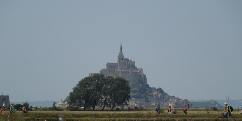 Le Mont-Saint-Michel est redevenu une île, pour la première fois depuis 1879 Dscn4312