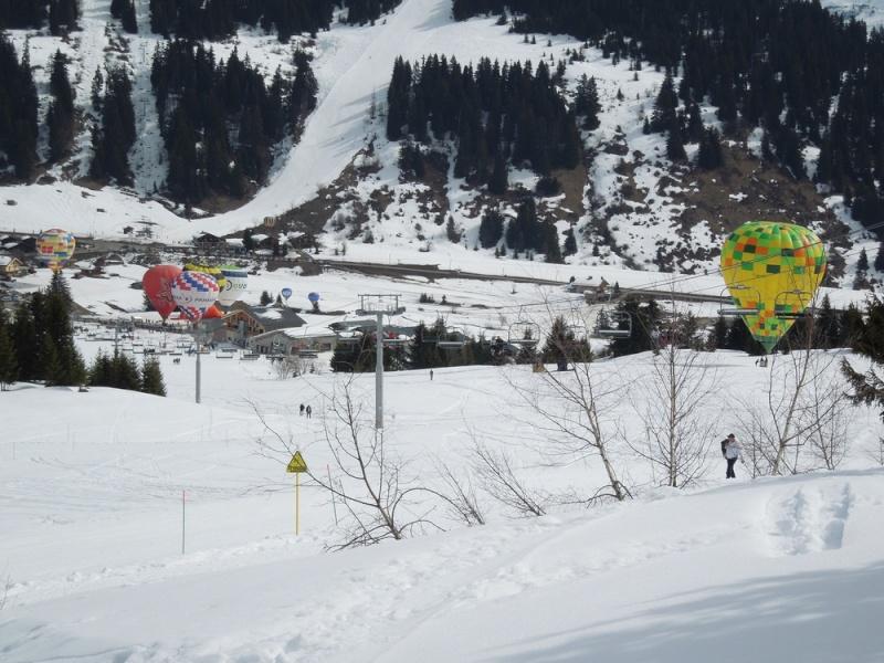 Les Saisies (Savoie) et ses montgolfières Dscn6317