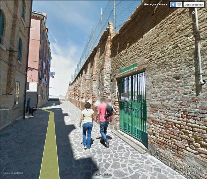 Venise : des installations sportives dans une ville-musée Entrae10