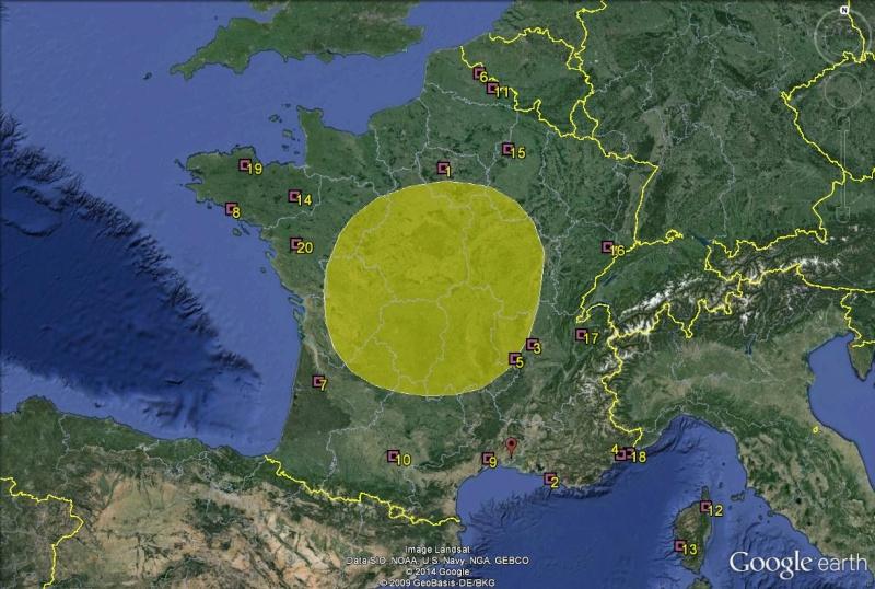 Petite géographie du football européen (championnat 2013-2014... et suivants) France12