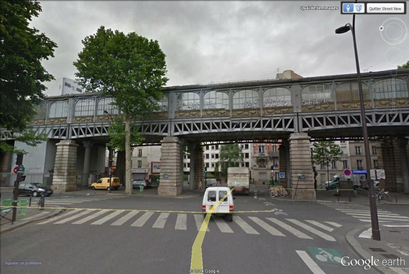 Visite de Paris en mode MONOPOLY Gare10