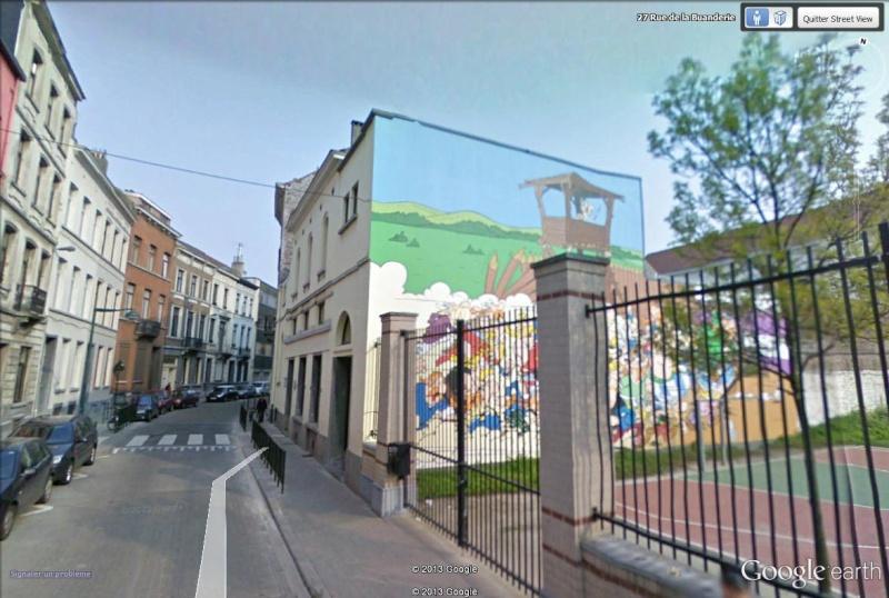 Les parcours BD de Bruxelles, Laeken et Anvers - Page 2 Gauloi10