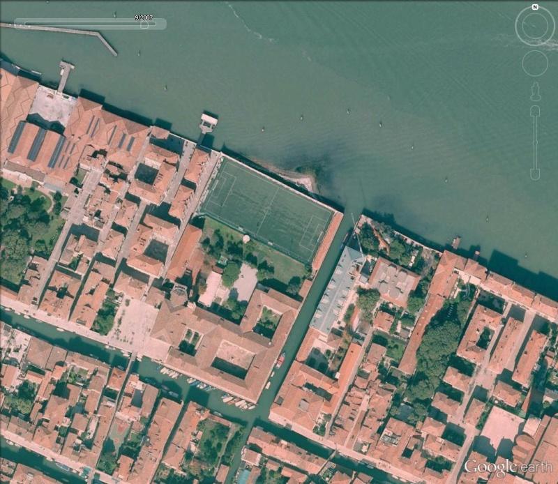 Venise : des installations sportives dans une ville-musée Ge_ter11