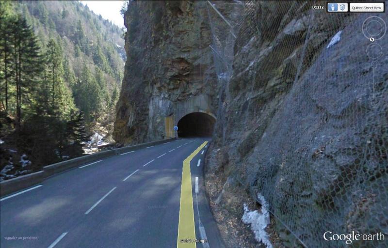 La route des Gorges de l'Arly (Savoie), route la plus chère de France Gorges11