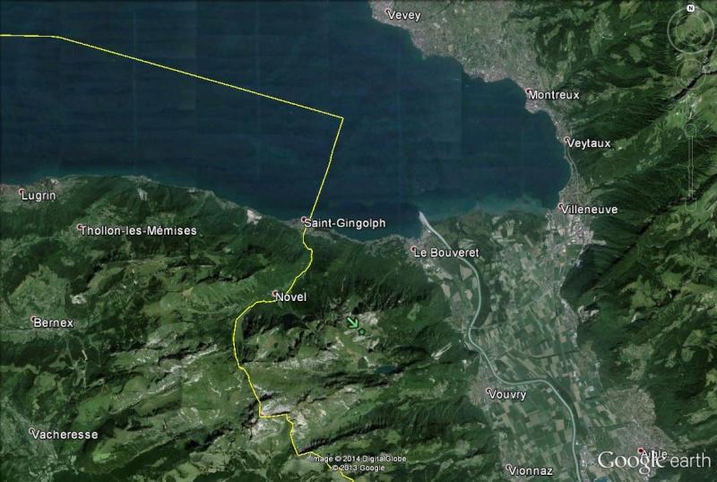 L'effondrement du Tauredunum en l'an 563 (Valais, Suisse) Grammo10