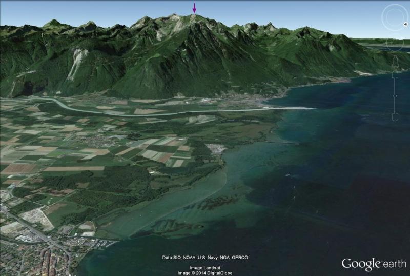 L'effondrement du Tauredunum en l'an 563 (Valais, Suisse) Gramon11