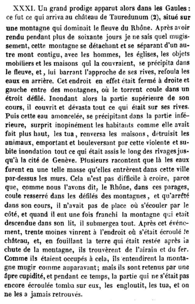 L'effondrement du Tauredunum en l'an 563 (Valais, Suisse) Greg_d13