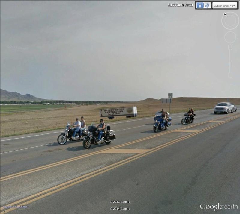 STREET VIEW : Voyage au bout de l'Amérique - Page 9 Harley10