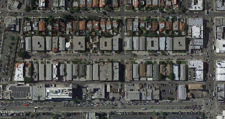 Les Dingbats, architecture et urbanisme de la sunbelt américaine Haywor10