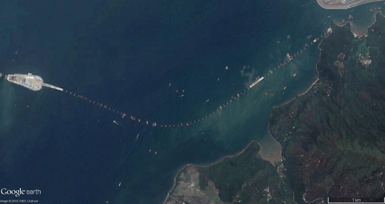 Le pont Macao >>>  Hong-kong, en construction Hgkg_110