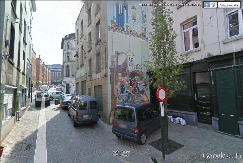 Les parcours BD de Bruxelles, Laeken et Anvers - Page 2 Jojo10