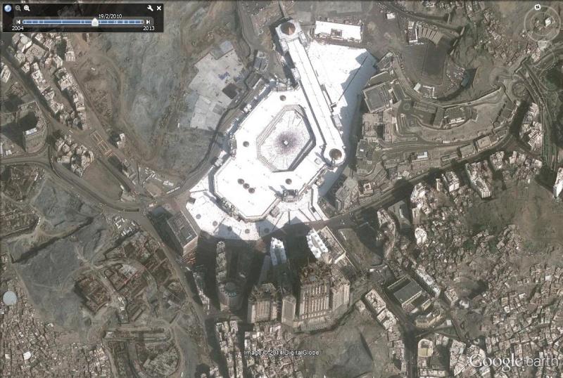 A la queue leu leu : les files d'attente humaines les plus longues Kaaba_13