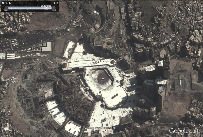 A la queue leu leu : les files d'attente humaines les plus longues Kaaba_16