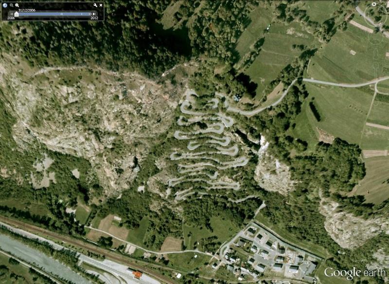 Les 18 lacets de Montvernier (Savoie) Lacets11