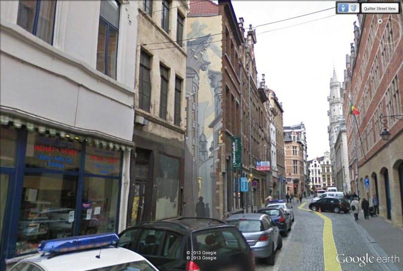 Les parcours BD de Bruxelles, Laeken et Anvers - Page 2 Le_pas10