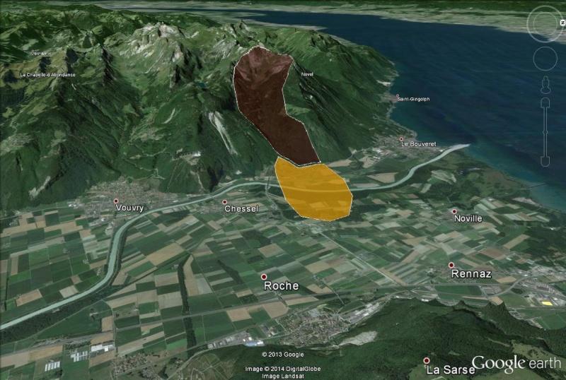 L'effondrement du Tauredunum en l'an 563 (Valais, Suisse) Les_ev11