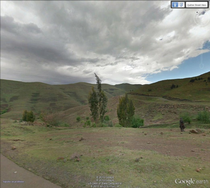 [Lesotho] - Street-view les cartes postales Lesoth10