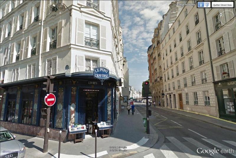 Visite de Paris en mode MONOPOLY Librai11
