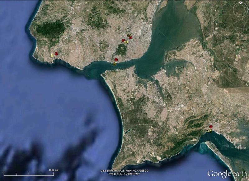 Petite géographie du football européen (championnat 2013-2014... et suivants) Lisbon11
