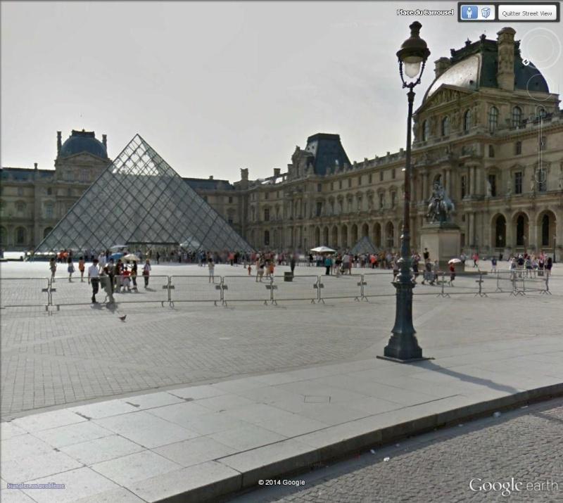 A la queue leu leu : les files d'attente humaines les plus longues Louvre14