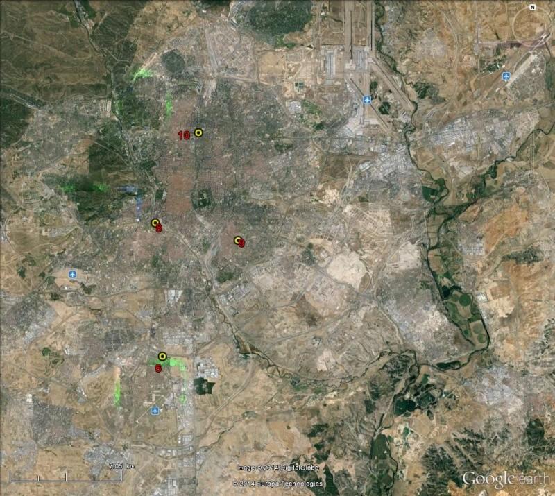 Petite géographie du football européen (championnat 2013-2014... et suivants) Madrid10