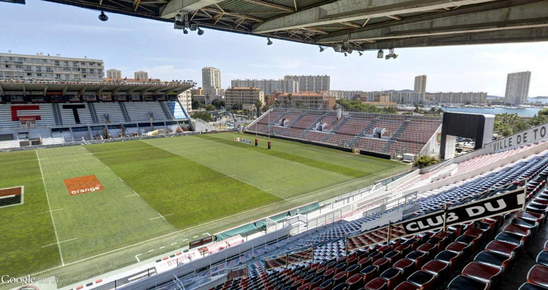 STREET VIEW : le stade Mayol de Toulon, avec Mourad Boudjellal et Bernard Laporte en guest stars Mayol_13