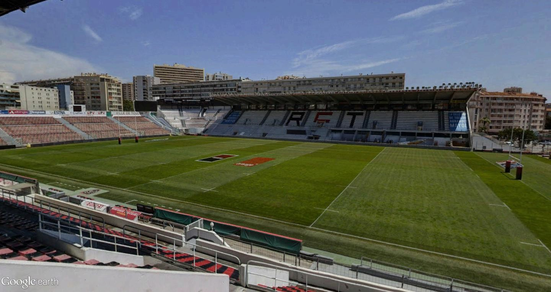 STREET VIEW : le stade Mayol de Toulon, avec Mourad Boudjellal et Bernard Laporte en guest stars Mayol_14