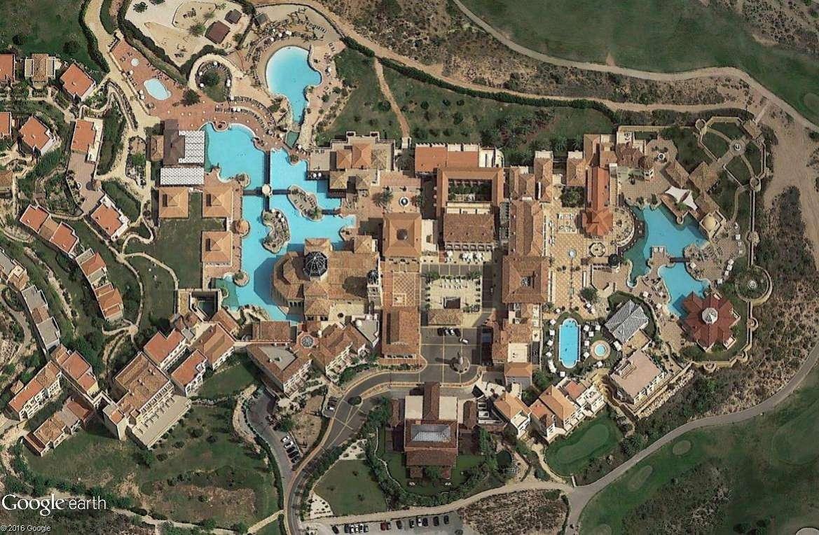 L'impressionnant village-hôtel Meliá Villaitana, Benidorm (Espagne) Meliyy10