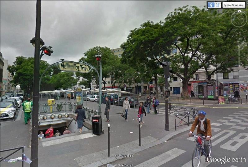 Visite de Paris en mode MONOPOLY Metro10