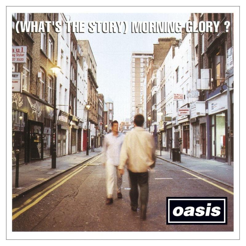 [STREET VIEW] Pochettes de disques dans leur milieu naturel Oasis11
