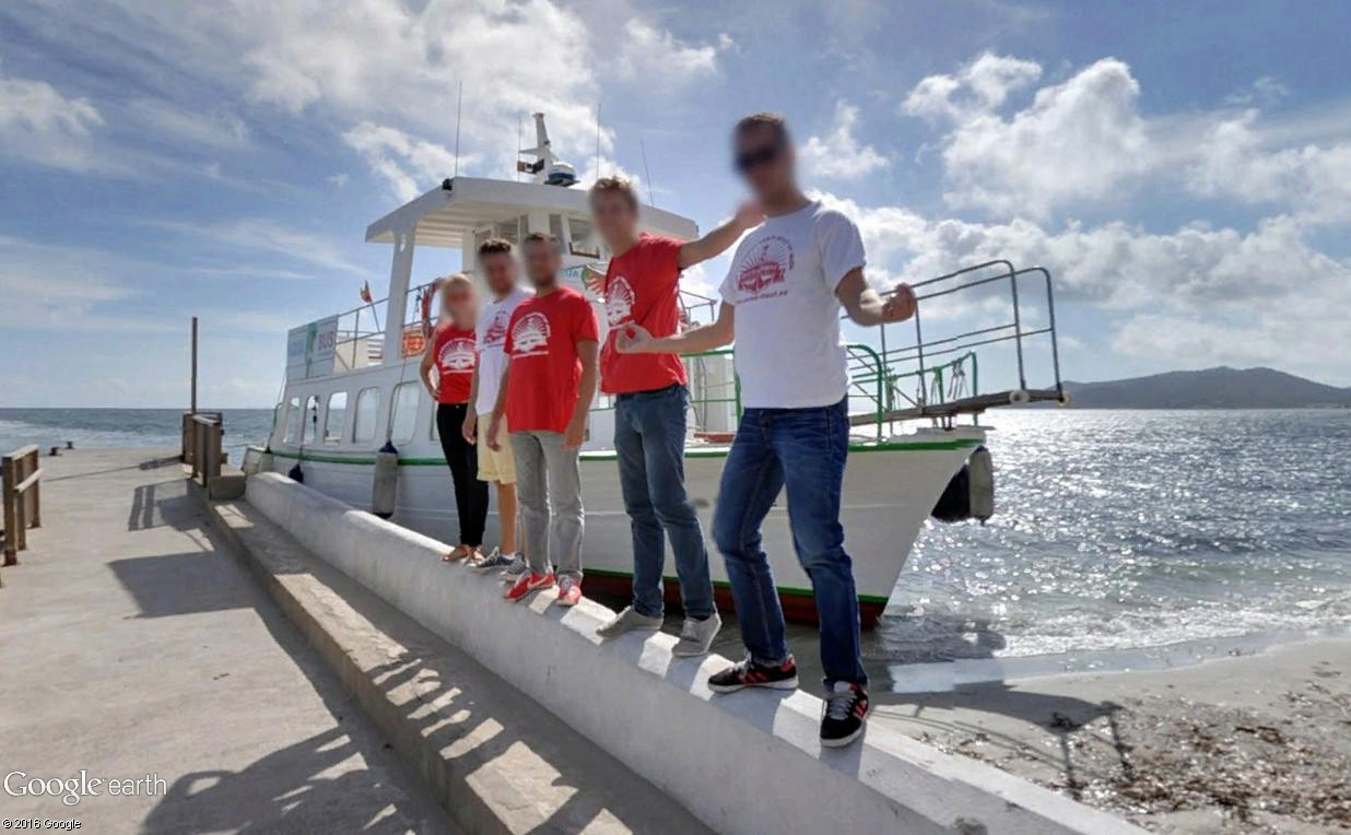 STREET VIEW COMMERCE : ce qu'il se passe sur le bateau reste sur le bateau Oceanb10