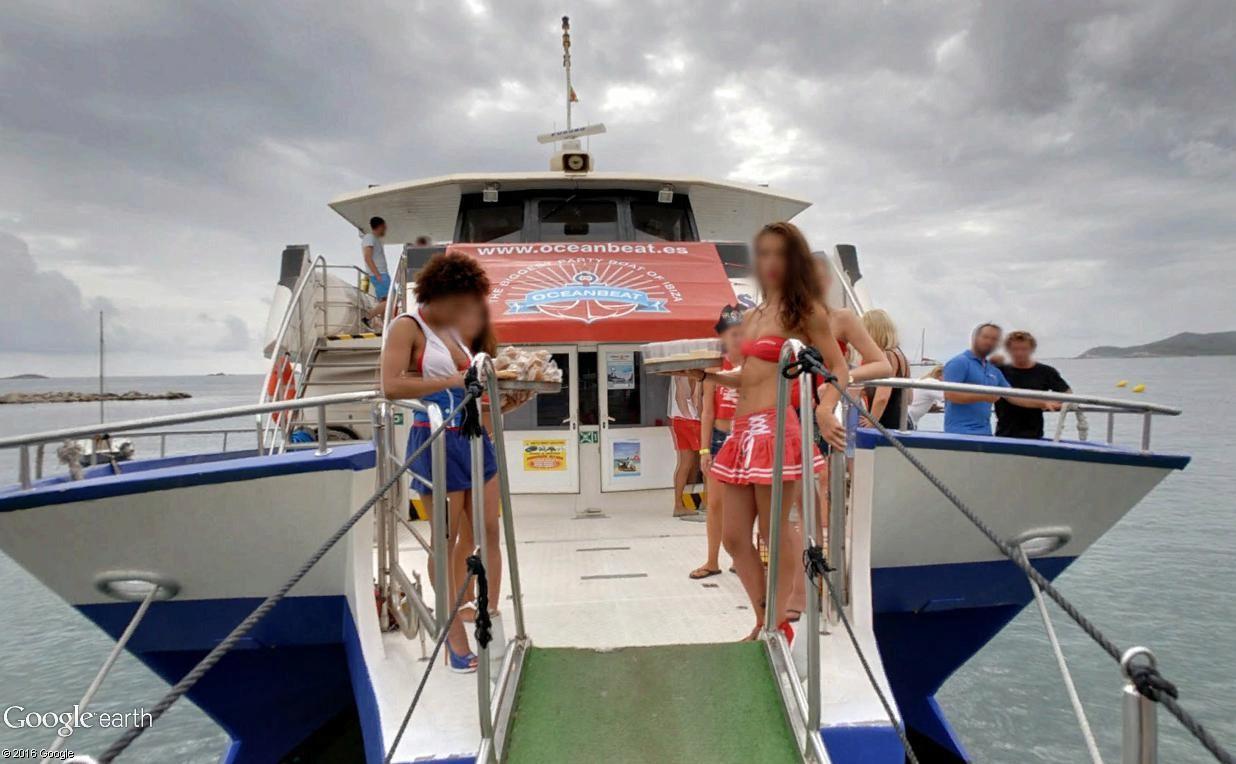 STREET VIEW COMMERCE : ce qu'il se passe sur le bateau reste sur le bateau Oceanb11