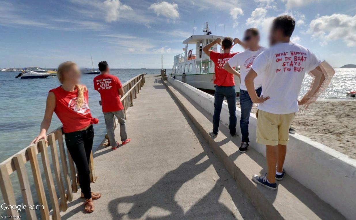 STREET VIEW COMMERCE : ce qu'il se passe sur le bateau reste sur le bateau Oceanb14