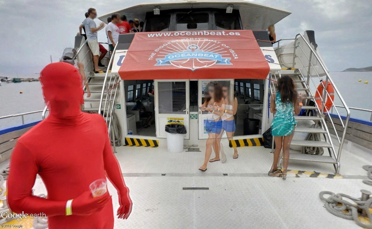 STREET VIEW COMMERCE : ce qu'il se passe sur le bateau reste sur le bateau Oceanb16