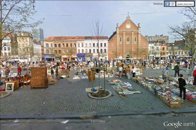 Les parcours BD de Bruxelles, Laeken et Anvers - Page 5 Place_14