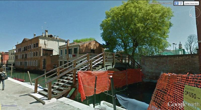 Venise : des installations sportives dans une ville-musée Pont11