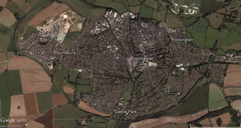 Poundbury, ville nouvelle créée par le Prince Charles Poundb10