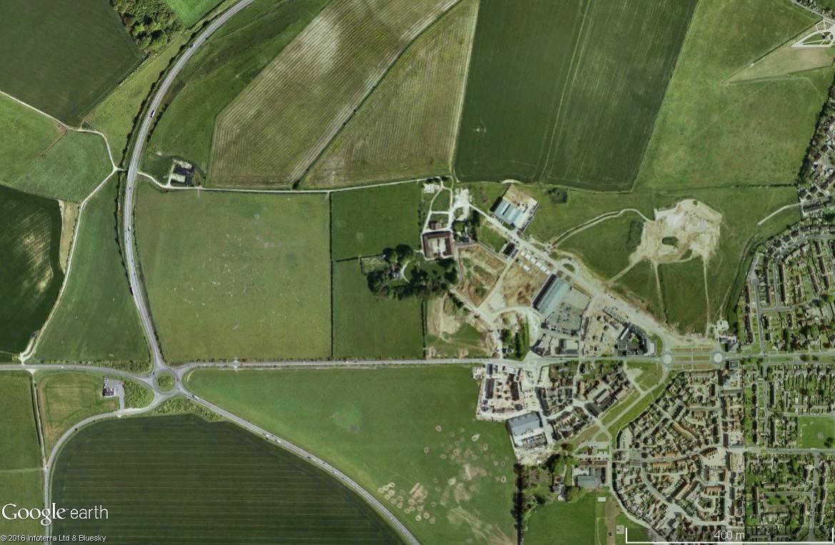 Poundbury, ville nouvelle créée par le Prince Charles Poundb12