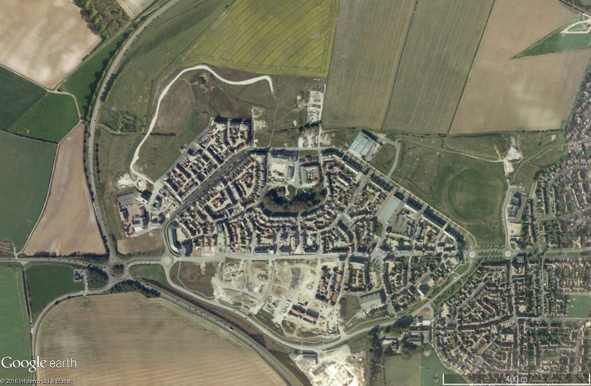Poundbury, ville nouvelle créée par le Prince Charles Poundb13